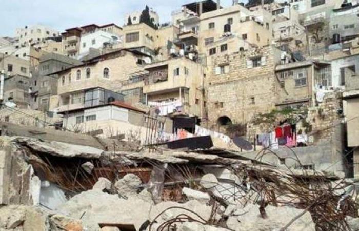 بعد الشيخ جراح.. هدم منازل حي البستان ينذر بمواجهة جديدة بين فلسطين وإسرائيل