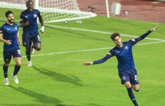 أحمد الشيخ يبحث عن هدفه الثانى فى شباك الأهلى بالمباراة الخامسة