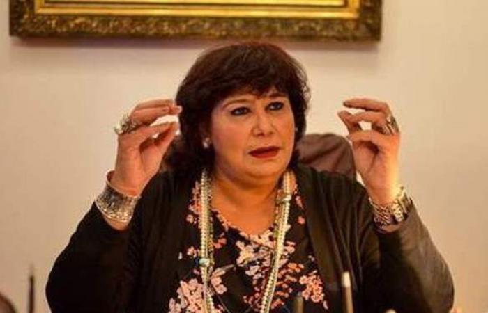 وزيرة الثقافة: أتوقع نجاحا كبيرا لهذه الدورة من معرض الكتاب