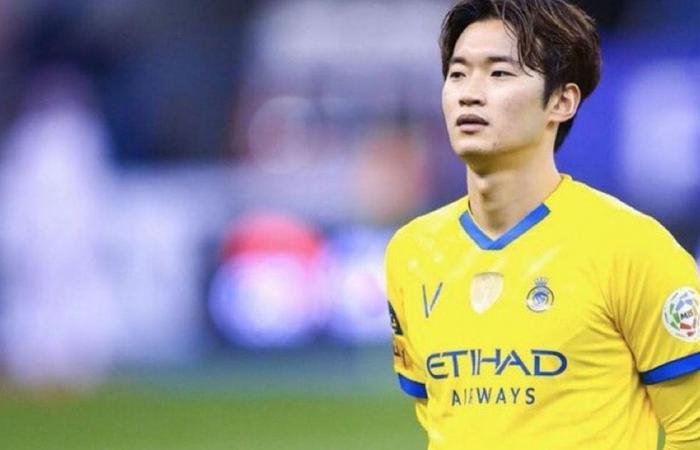 النصر يُعيد الكوري كيم لناديه السابق لمدة عام