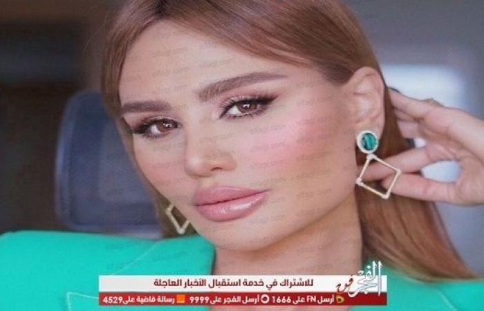 """داليدا عياش لـ""""الفجر الفني"""": لولا دعم زوجي رامي عياش لكنت توقفت عن مهنتي بعد الإنجاب (حوار)"""