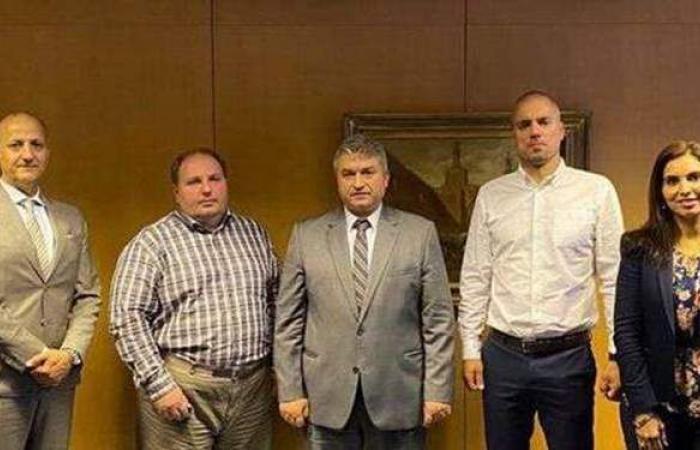 مركز تحديث الصناعة يقدم الدعم لشركة روسية ترغب في الاستثمار بمصر