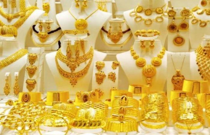 ارتفاع أسعار الذهب في السعودية والجرام يبدأ بـ124.48 ريال