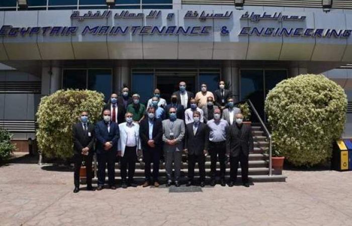 للعام الـ 16 على التوالي.. تجديد الاعتماد الأوروبي لمصر للطيران للصيانة