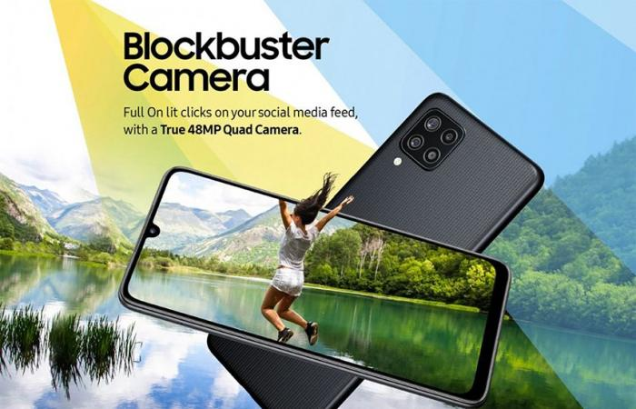 سامسونج تكشف عن هاتف Galaxy F22 رسمياً في 6 من يوليو