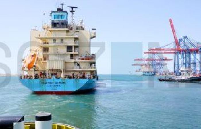 تعرف على كشف حساب المنطقة الاقتصادية لقناة السويس.. صور