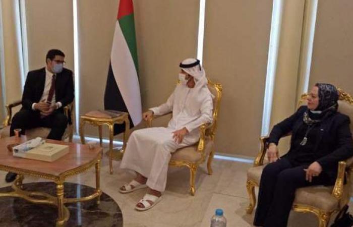 وفد من جامعة المنصورة يزور الملحقيات الثقافية للسعودية والإمارات والعراق