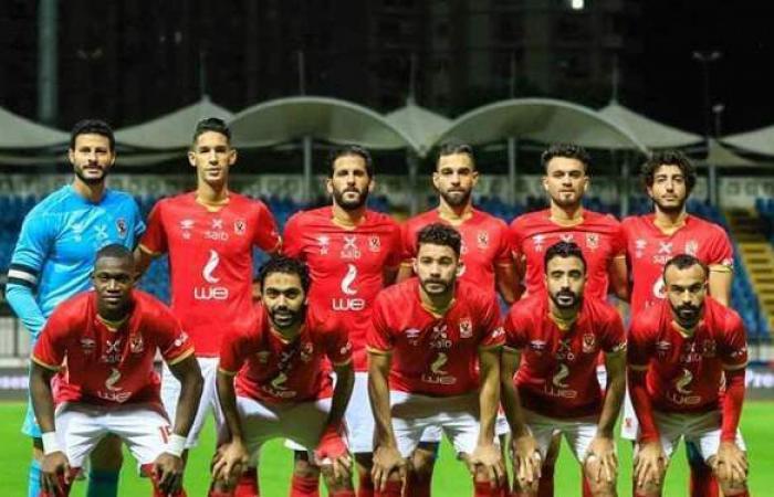 أخبار الأهلي   موعد مباراة الفريق الأحمر أمام بيراميدز