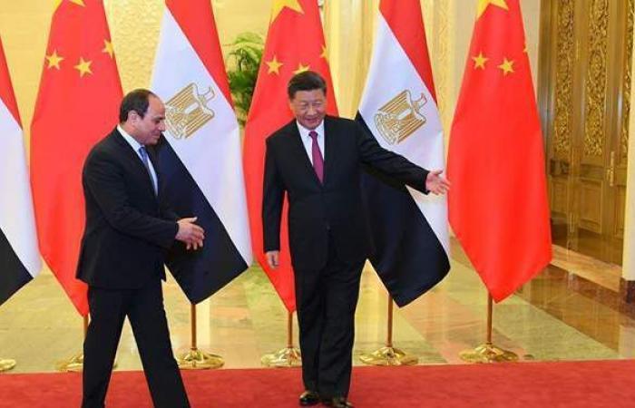 حجم التبادل التجاري بين مصر والصين خلال جائحة كورونا | فيديو