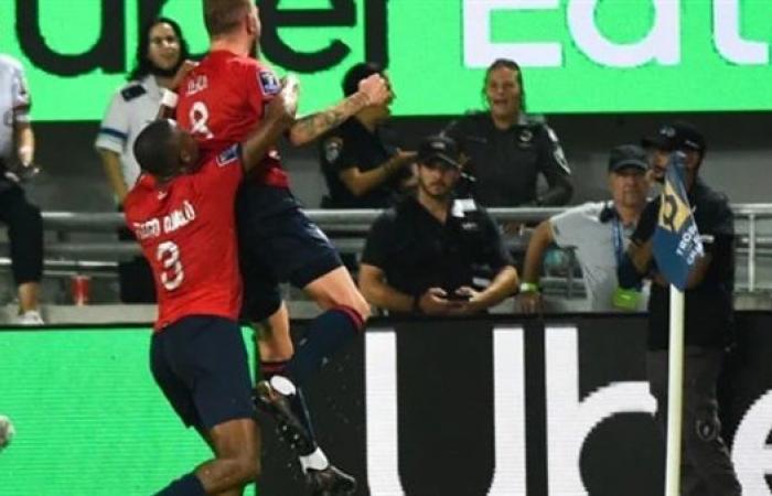 عاجل.. ليل بطلًا لكأس السوبر الفرنسي على حساب باريس سان جيرمان