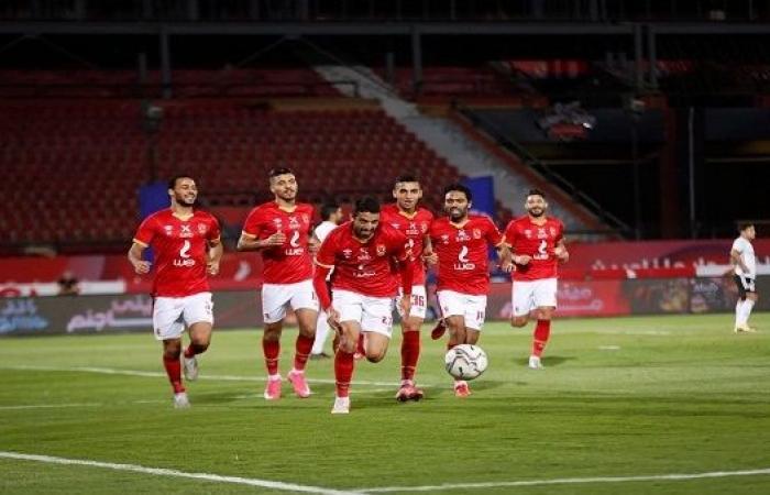 موعد مباراة الأهلي المقبلة في الدوري المصري الممتاز