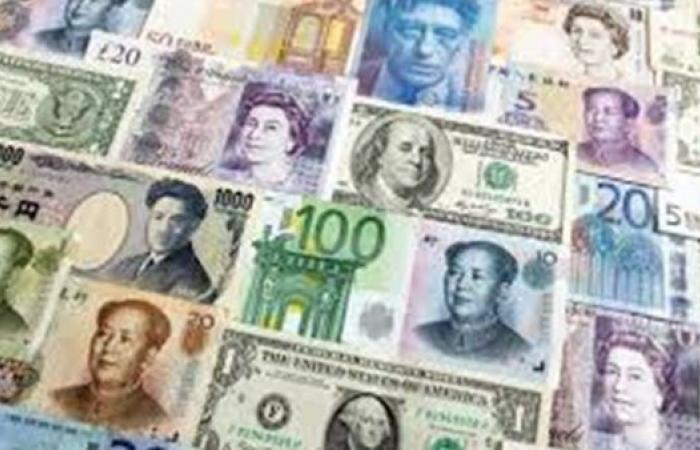أسعار العملات اليوم الاثنين 2-8-2021 أمام الجنيه المصرى