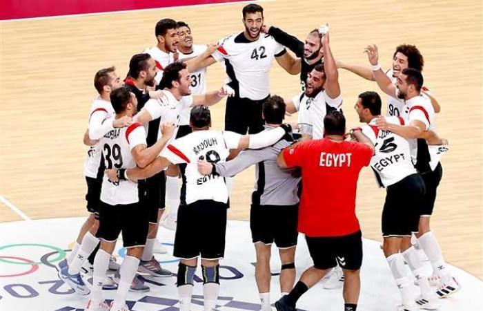 موعد مباراة مصر والمانيا لكرة اليد في ربع النهائي من بطولة اولمبياد طوكيو 2020 والقنوات الناقلة