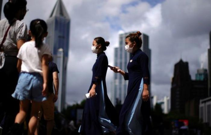 دراسة صينية: كورونا ينتقل عبر المباني القريبة