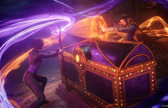 نظام المعارك في Marvel's Midnight Suns يستخدم البطاقات