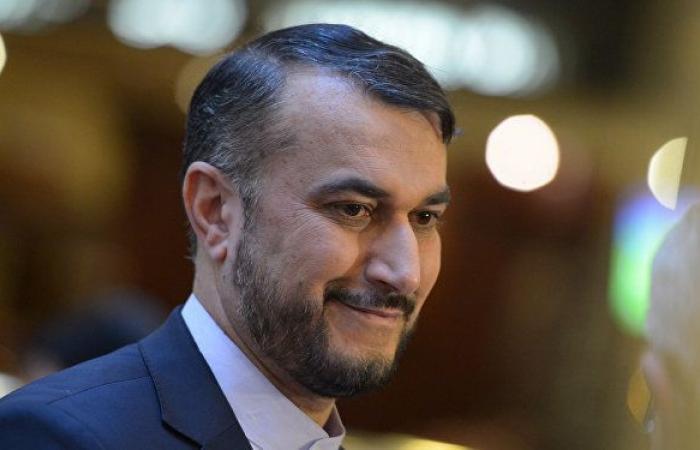 عبد اللهيان: على واشنطن تنفيذ التزاماتها بشكل كامل في الاتفاق النووي