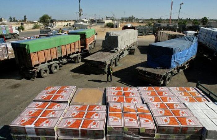 """إسرائيل تحبط عملية تهريب معدات """"مخصصة للأنفاق"""" إلى غزة... صور"""