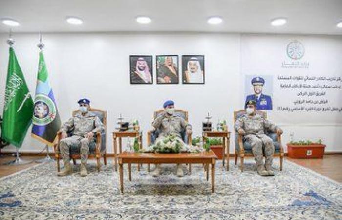 تخريج الدفعة الأولى من مركز تدريب الكادر النسائي للقوات المسلحة