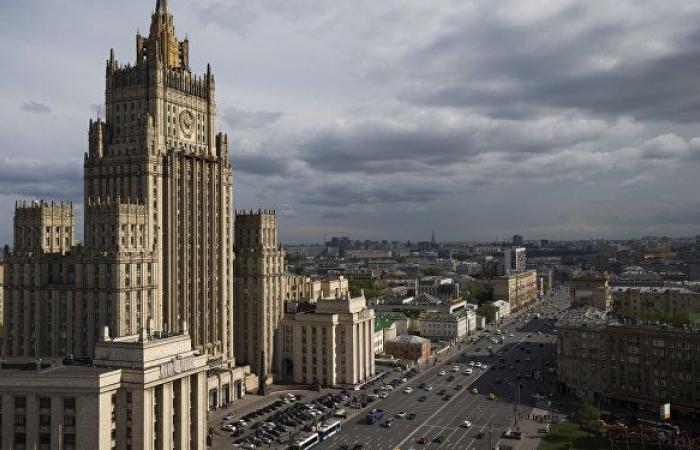 """الخارجية الروسية: تنظيم """"داعش"""" لن يتخلى عن فكرة إنشاء خلافة عالمية"""
