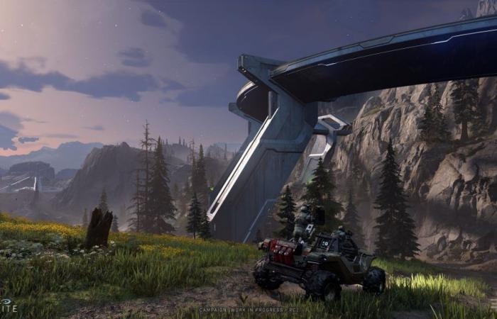 تحميل لعبة Halo Infinite المُسبق الأولي مُتاح لمشتركي Xbox Game Pass