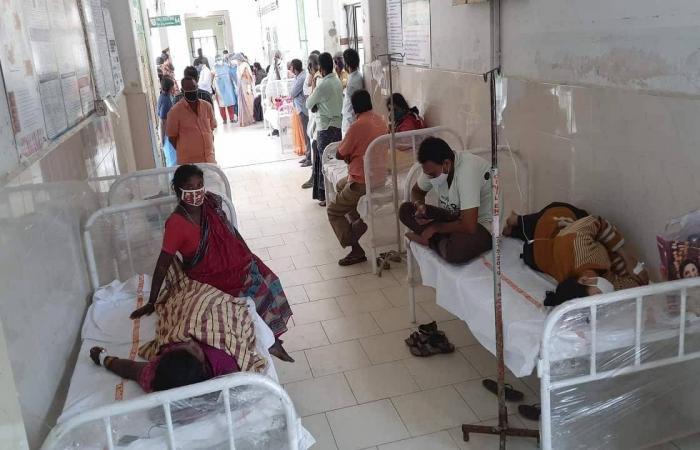 يشبه «حمى الضنك».. مرض فيروسي غامض ينتشر في الهند