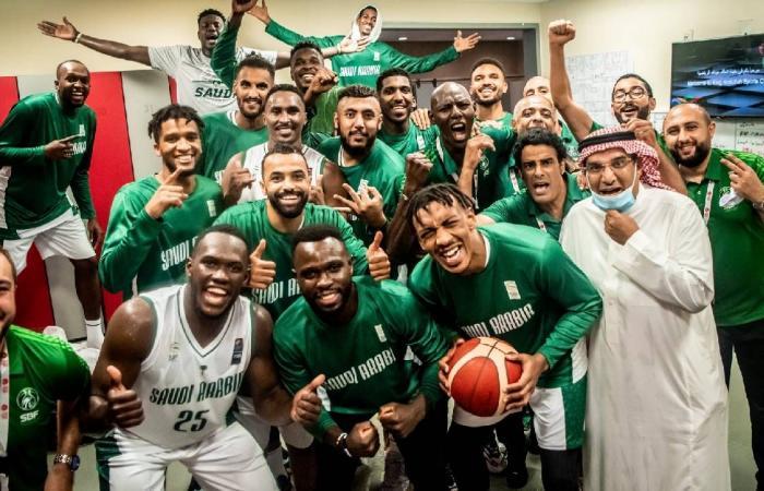 أخضر السلة في مجموعة صعبة بتصفيات كأس العالم