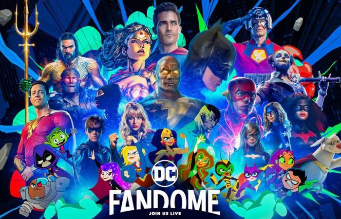 حدث DC FanDome القادم سيشهد عرضًا جديدًا لفيلم The Batman
