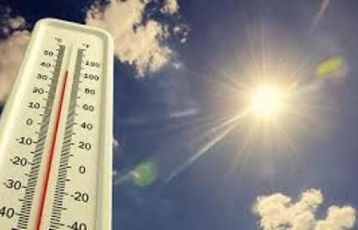 توقعات بـ طقس شديد الحرارة على 3 مناطق اليوم