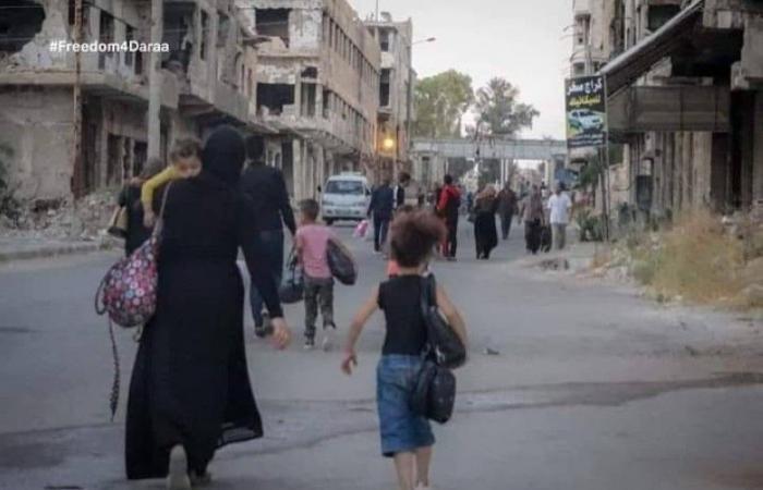 هل يصمد اتفاق «درعا البلد» جنوب سورية؟