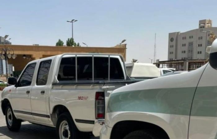 المرور السعودي: ضبط قائد مركبة مخالف