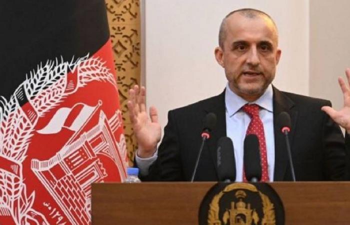 أمرالله صالح: لم أغادر أفغانستان والمقاومة مستمرة ضد طالبان