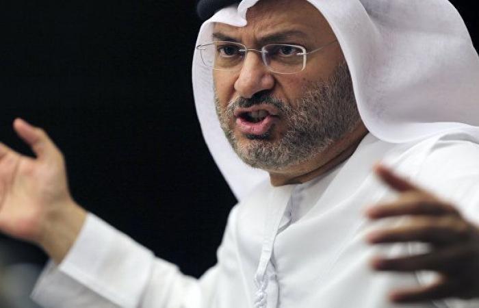 قرقاش يكشف سر المساعدات الإماراتية لأفغانستان رغم الخلاف في الموقف السياسي