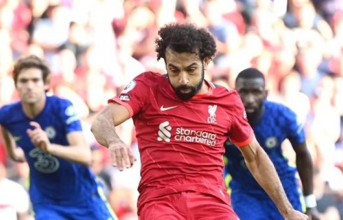 محمد صلاح يُزين قائمة ليفربول بـ دوري أبطال أوروبا