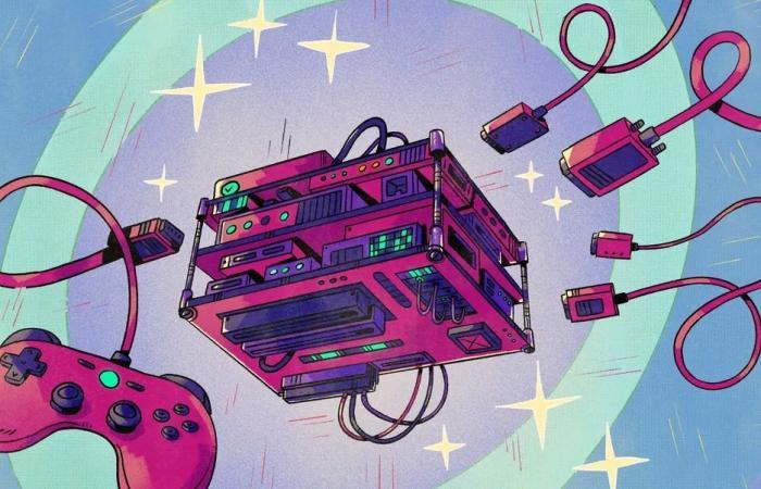 تعرف على جهاز MiSTer للألعاب القديمة