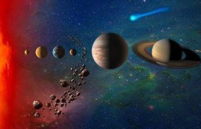 علماء يحددون المدار المحتمل للكوكب التاسع الغامض فى نظامنا الشمسى