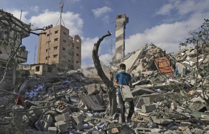 مصر تبدأ أعمال التشييد والبناء في غزة خلال أيام