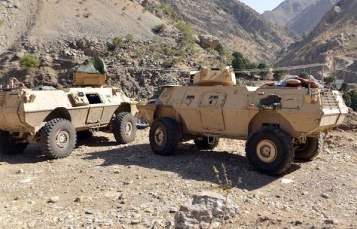 إعلام ينشر فيديو لتدريبات مقاتلي بنجشير في مواجهة طالبان