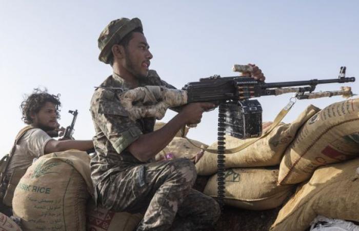 """الجيش اليمني يعلن مقتل قيادات ميدانية من """"أنصار الله"""" في مأرب"""