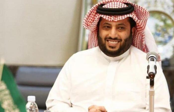 تركي آل الشيخ يطمئن محبيه : أنا بخير