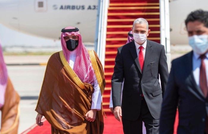 وزير الداخلية السعودي يصل إلى العراق في زيارة رسمية