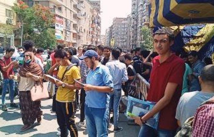 انطلاق امتحانات الثانوية العامة دور ثان و141 ألف طالب يؤدون الاختبارات