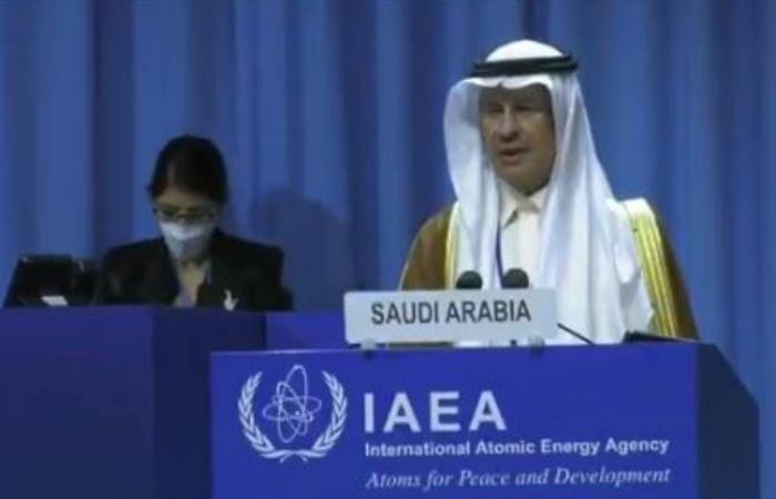 بالفيديو.. وزير الطاقة يعلن تشغيل المركز النووي بدعم من المملكة بـ10 ملايين دولار