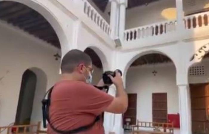 بالفيديو.. مقيم أردني يسطر أجمل معاني الوفاء للمملكة في اليوم الوطني