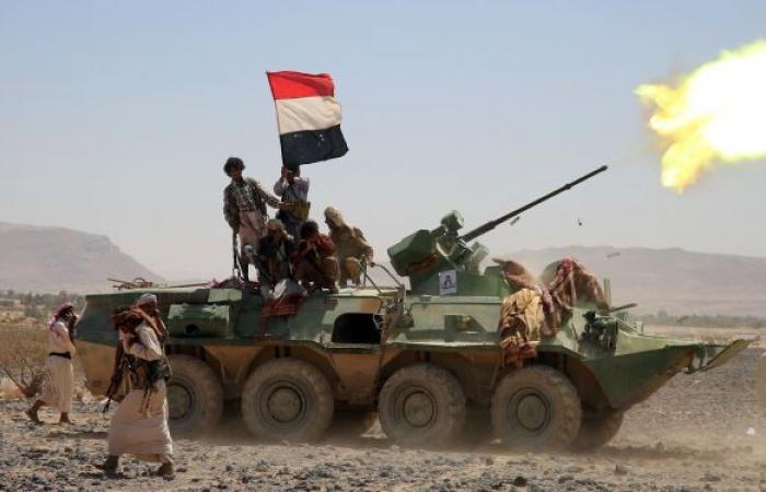 """الجيش اليمني يعلن إسقاط طائرتين لـ """"أنصار الله"""" جنوب مأرب"""