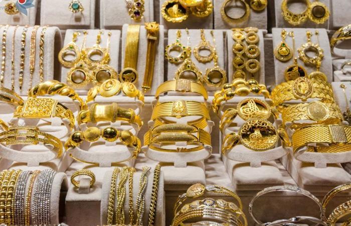 أسعار الذهب في السعودية خلال تعاملات الجمعة.. الجرام يبدأ بـ123.57 ريال