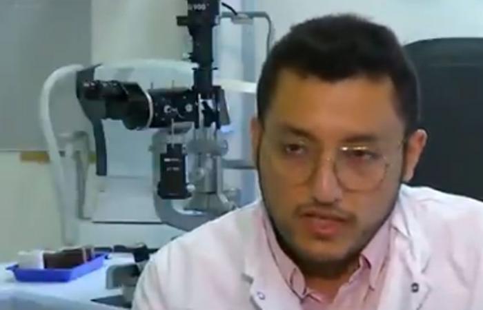 بالفيديو.. مبتعث سعودي يكشف عن كيف أعاد البصر لكفيف بتقنية مبتكرة