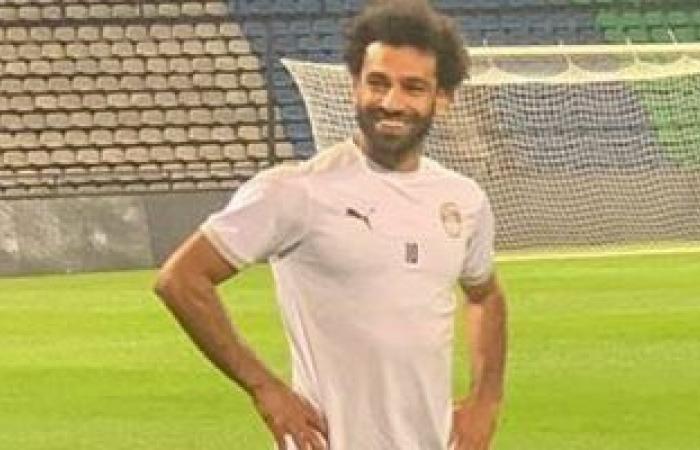محمد صلاح قائد منتخب مصر أمام ليبيا رغم انضمام أحمد فتحى