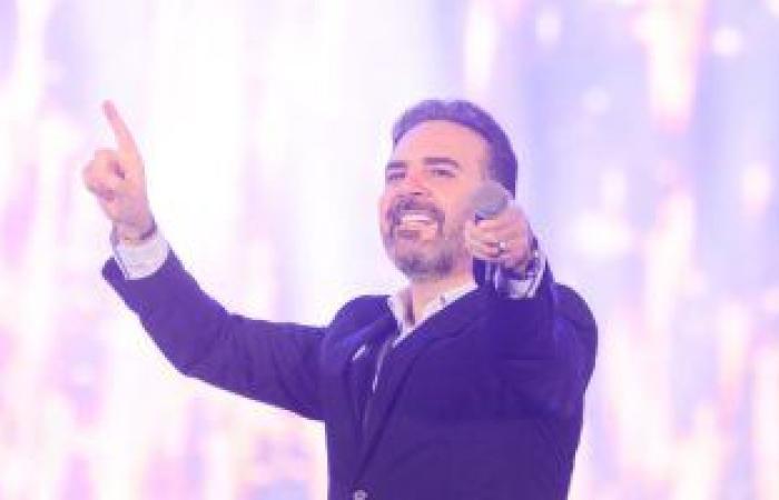 وائل جسار يحيى حفلا غنائيا فى كندا 8 أكتوبر