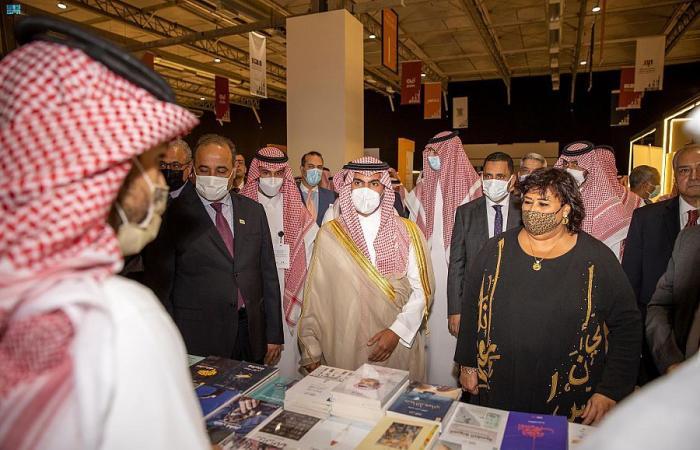 معرض الرياض الدولي للكتاب 2021 الأكبر في تاريخ المملكة.. الثقافة نمط حياة