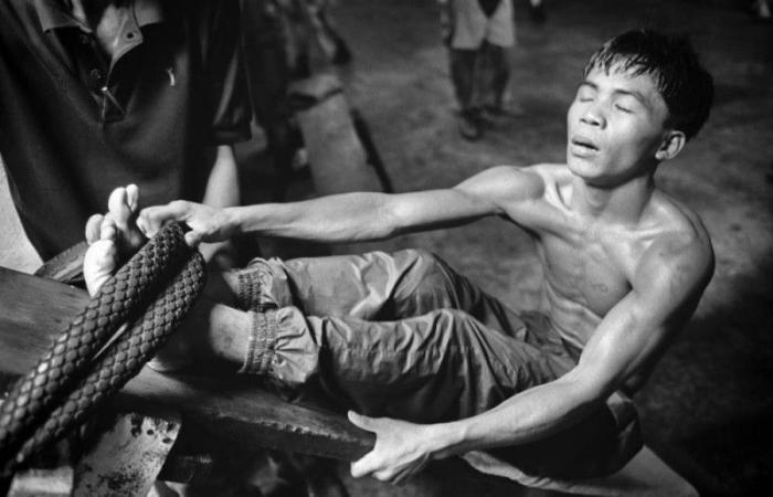 باكياو..  طفل الشوارع الذي باع الأحلام لشعب الفلبين